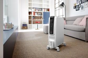 Quel radiateur électrique De'Longhi choisir ?